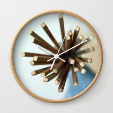 Chopsticks Wall Clock