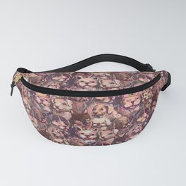 all the dogs Fanny Pack