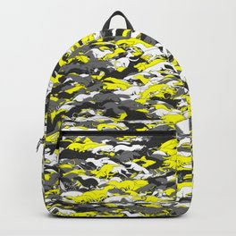 Whippet camouflage Backpack