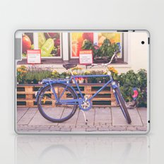 Market Bicycle Laptop & iPad Skin
