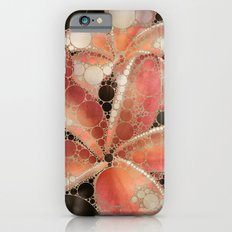 Percolated Tropical Flowers Slim Case iPhone 6s
