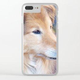 Briggs Clear iPhone Case