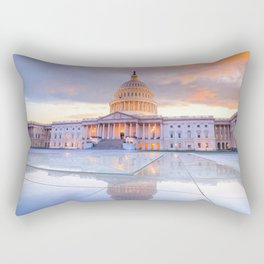 DC 02 - USA Rectangular Pillow