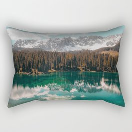 Nature's Beauty Rectangular Pillow