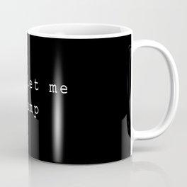 Let Me Jump Coffee Mug