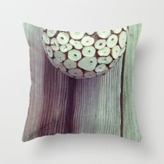 Space Set One Throw Pillow