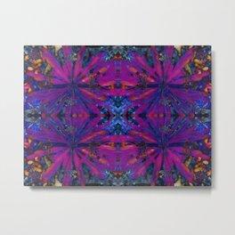 Hopi dream geometry Metal Print