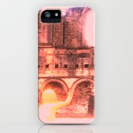 Childhood of humankind iPhone Case