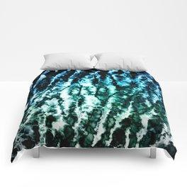 π Blue Tureis Comforters
