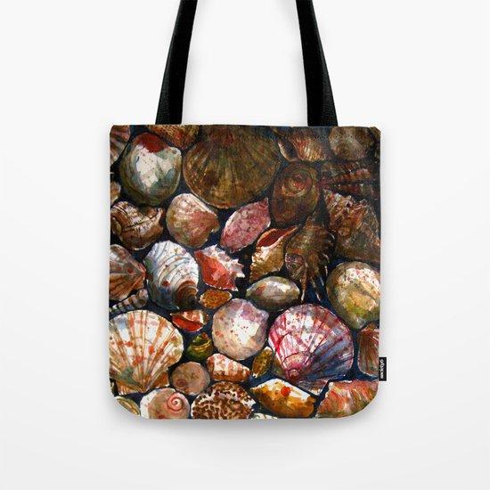 Shell 1 Tote Bag