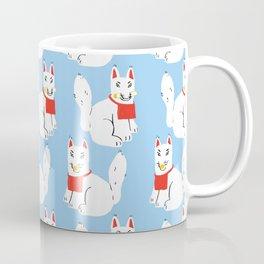 Kitsune - Japanese Messenger Fox Coffee Mug