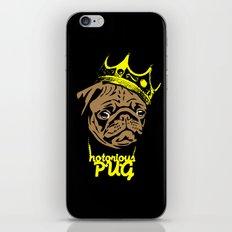 Notorious P.U.G iPhone & iPod Skin