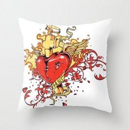 Sanctity Throw Pillow