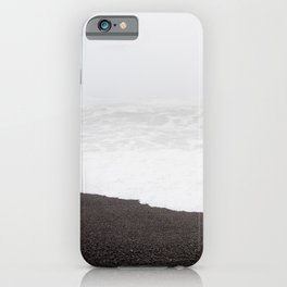 Lingering at the Lost Coast iPhone Case