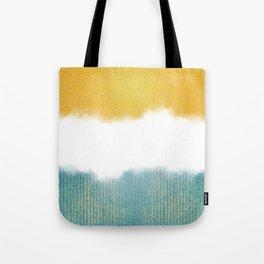 Teahupo'o, sea and sand Tote Bag