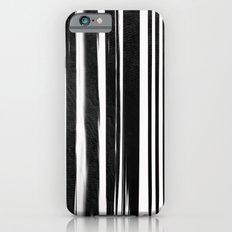White Lines Slim Case iPhone 6s