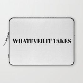Endgame: WHATEVER IT TAKES Laptop Sleeve