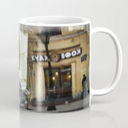 The reflected city 2 Coffee Mug