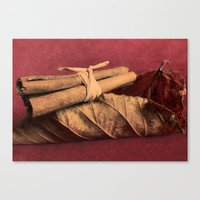 spice Canvas Prints featuring Autumn Spice by SexyEyes69