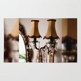 Decorative retro night lamp Rug