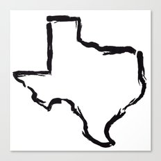 Best. State. Ever. Canvas Print