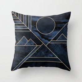 Modern Wild 1 Throw Pillow