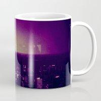 toronto Mugs featuring Toronto! by Sami Kelsh