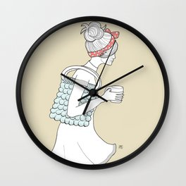 headed out Wall Clock