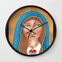 Immaculate Heart Wall Clock