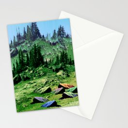 sacred hill Stationery Cards