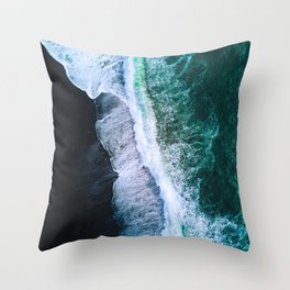Sea 6 Throw Pillow