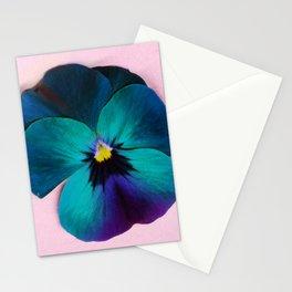 Viola tricolor Stationery Cards