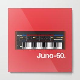 Juno-60 Metal Print