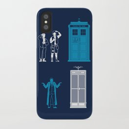 This is Not My Time Machine iPhone Case