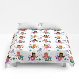 Mermaid Sisters Comforters