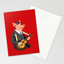 Smokey Hog Mcghee Stationery Cards