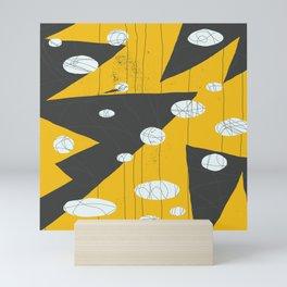 BLIXT Mini Art Print