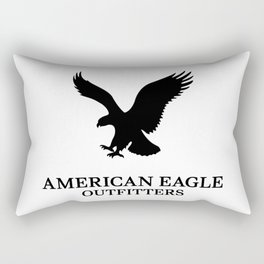 american eagle outfitters Rectangular Pillow