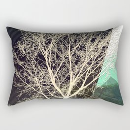 LONELY TREE Rectangular Pillow