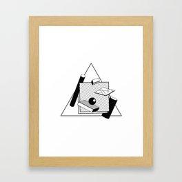 iconic Framed Art Print