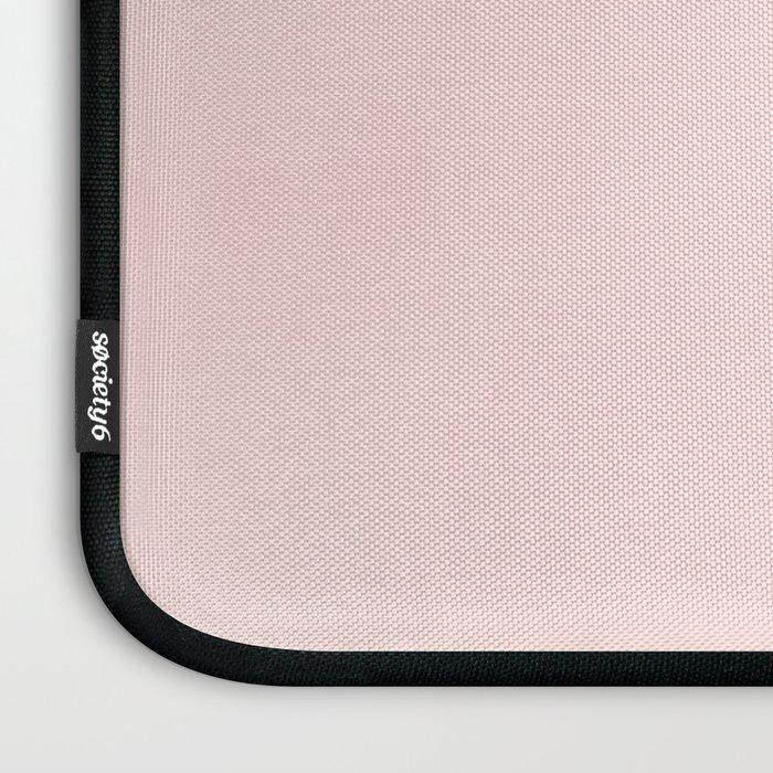 Pink Coral Laptop Sleeve