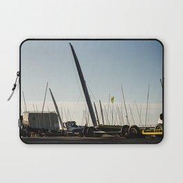 Sailboats Chars à voile Laptop Sleeve
