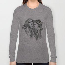 Gemini Mind Long Sleeve T-shirt