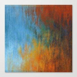 Painted Gradient Canvas Print