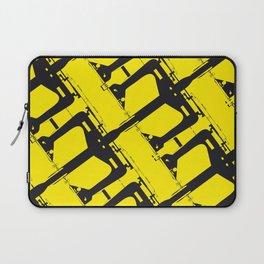 Yellow Maquinita Laptop Sleeve