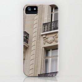 Lat iPhone Case