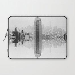 Skyline New York Architecture City Laptop Sleeve