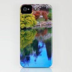 Pond at Ginter Slim Case iPhone (4, 4s)