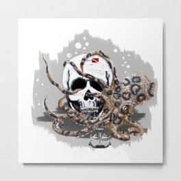 Hidden Killers Metal Print