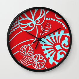 The Fans Wall Clock